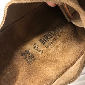 Birkenstock Shoes - Birkenstocks Sz. 39 Great Condition!